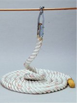Poly Climbing Rope in White (24 ft.) by Stackhouse