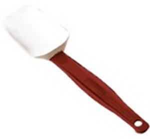 """Rubbermaid Silicone Spatula - Nylon Handle - Spoon - 9½"""""""