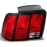 For Ford Mustang 2 Door Coupe Rear Tail Light Tail Lamp Brake Lamp Driver Left Side Replacement