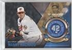 Manny Machado (Baseball Card) 2017 Topps - Jackie Robinson Day Commemorative Patch #JRPC-MM