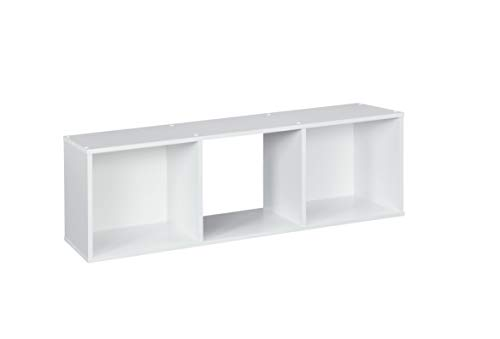 ClosetMaid 1024 Cubeicals Organizer, 3-Cube, White ()