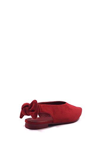 CHIC NANA Bailarinas Mujer Rojo