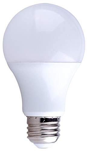 9W LED Light Bulbs - Simply Conserve | A19 Dimmable LED Lightbulbs 9W Light Bulb (60W Equiv.) 2700K - JA8 CA Compliant | 6 Pack (L09A1927K-JA8)