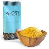 Grapefruit & Lemongrass Mediterranean Sea Bath Salt Soak - 5lb (Bulk) - Coarse Grain