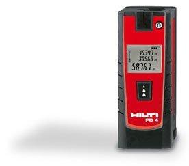 Hilti 2004789 PD 4 Laser Range Meter