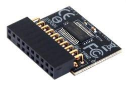 Gigabyte Accessory GC-TPM2.0 TPM Module - Security Tpm Chip