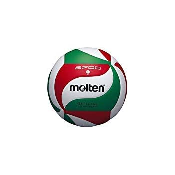 Amazon.com   Molten V5M5000 Men s NCAA Flistatech Volleyball (Red ... e1013fb57f198