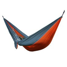 outdoor furniture Camping garden swing travel Double Person Portable Parachute by KAMUNG