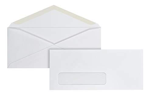 Quality Park No. 9 Poly-Klear Window Envelopes (QUACO160)