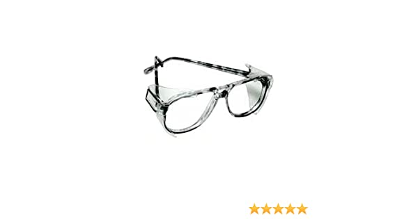 8b321e77f2a Universal Clear Side Shields (10 Pairs B52 s and 10 Pairs of B26 s) - Eye  Protection Equipment - Amazon.com