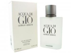 Acqua Di Gio Cologne: Eau De Toilette Spray 3.4 Oz TESTER