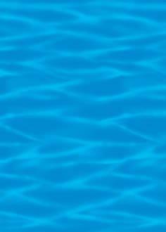 50 Ocean Blue Room Roll (Ocean Scene Setter)