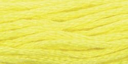 C&C 6-Strand Embroidery Floss 8.75yd-Canary Bright for sale  Delivered anywhere in USA