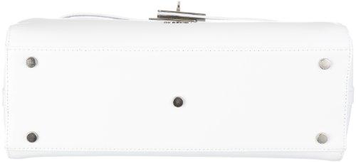 Picard Berlin 4704, Borsa donna, 29x21x11 cm (L x A x P) bianco