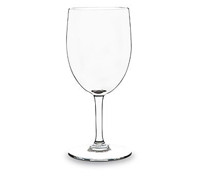 Baccarat Perfection American White Wine \ Euro Red Wine Number -