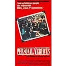 Personal Services /LaserDisc