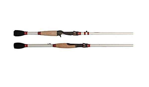 "Duckett Fishing Micro Magic Pro 6/'6/"" MH Casting Rod DFMP66MHC"