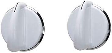 (2 Pack) Wh01X10460 für Knob Dryer We01X20378, Ap5806667, Ps9493075, 175D3296P001