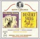 The Merry Widow & The Desert Song