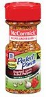 McCormick Perfect Pinch - Roasted Garlic & Bell Pepper - 2.37 oz (Pack of 6)