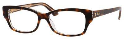 Christian Dior Montaigne 10 Eyeglasses Color G9Q