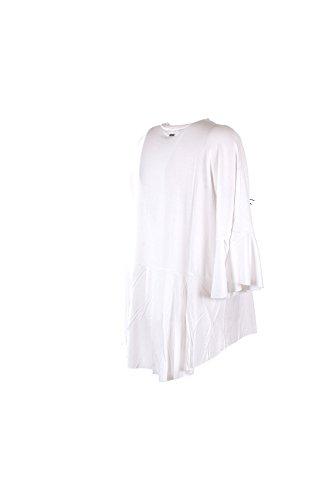 Guess T-Shirt Donna L Bianco W81i05 K68d0 Primavera Estate 2018