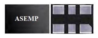 Abracon ASEMPLP-125.000MHZ-LR-T Lvpecl Mems Oscillator, 125 Mhz, Smd