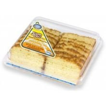 Hill and Valley Sugar Free Toasted Coconut Sliced Creme Cake, 16 Ounce -- 6 per - Hills Valley