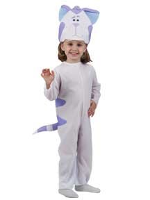 [Periwinkle From Blues Clues Costume Child Size T Toddler S Small 1-2] (Periwinkle Costume Toddler)