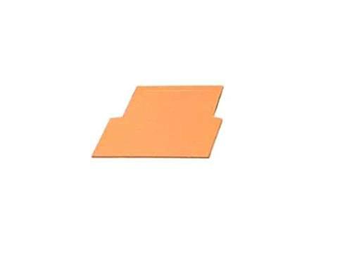 low voltage divider plate (FOR 25402, 25403, 25404, 25412, 25414)