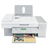 "Lexmark X5410 3-in-1 Print Copy Scan Inkjet Printer ""NEW"" in"