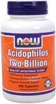 Now Foods Acidophilus 2 Billion 250 Caps