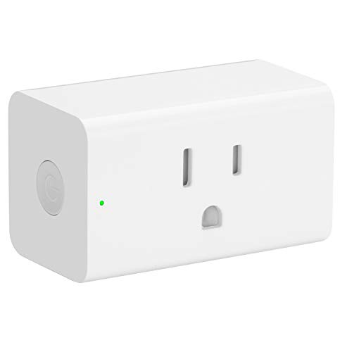 WiFi Smart Plug, ZTHY Wireless Mini Outlet Switch with Timer Function,Work with Alexa,Google home and IFTTT, No Hub Required, Remote Control Devices from Anywhere, Occupies Only One Socket