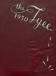 (Custom Reprint) Yearbook: 1950 Moses Lake High School - Tyee Yearbook (Moses Lake, WA) (Moses Lake High School Moses Lake Wa)