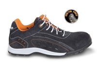 7347RP 38 BETA SIZE 5/38 PERFORATED SUEDE SHOE WITH RUBBER OUTSOLE AND SOFT PU RING EN20345 S1P HRO SRC