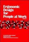 Ergonomic Design for People at Work: Volume 2