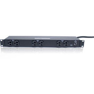 Minuteman OEPD OES620V16PC6 6-Outlet PDU