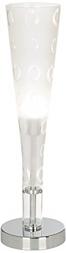 Transitional Frosted Glass (Champagne Flute 17