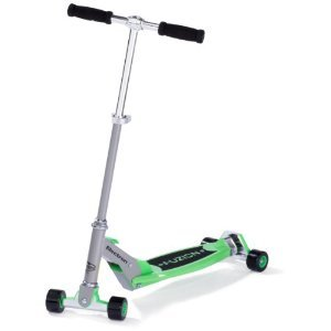 Scooter X-3 PRO Fuzion Stunt for Kids, Green