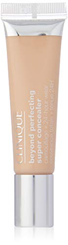 - Clinique Beyond Perfecting Super Concealer Camouflage Plus 24-Hour Wear, Moderately Fair, 0.28 Ounce