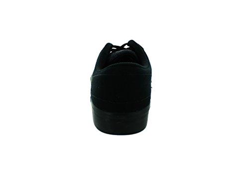 Nike Mens Sb Portmore Enkelhoge Skateboarden Schoen Zwart / Antraciet / Zwart