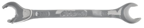 Chicago Brand 56339 7/16-Inch Open-Ratchet Wrench with Open -