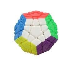Cubelelo YJ Rui Hu MegaMinx Stickerless Speed Cube Puzzle