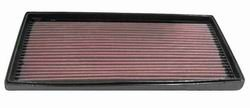K&N ENGINEERING 33-2169 Air Filter; Panel; H-1.188 in. L-6.688 in.; W-13.375 in.;