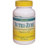 Nutri-Zyme Chewables – 90 – Chewable Review