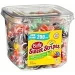 PACK OF 6 - Bob's Sweet Stripes Soft Fruit Candy, 34.5 oz (200 count) by _Bob's (Image #3)
