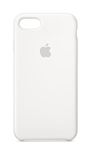 Apple Silicone Case (for iPhone 8 / iPhone 7) - White - MQGL2ZM/A