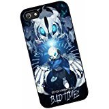Undertale sans do you wanna have a bad time cover For iPhone 5/5S/SE Case