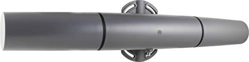 GE Ultra Pro Attic Mount TV Antenna, 60 Mile Range, Outdoor, Stealth, Long Range Antenna, Digital, HDTV Antenna, 4K 1080P VHF UHF, High Definition Future Ready, Amplifier, Signal Booster, 34560 1080p Hd Ready Tv