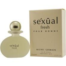 SEXUAL fresca de Michel Germain EDT SPRAY 4.2 OZ * TESTER para los hombres